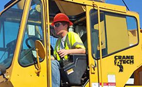crane operator training safety