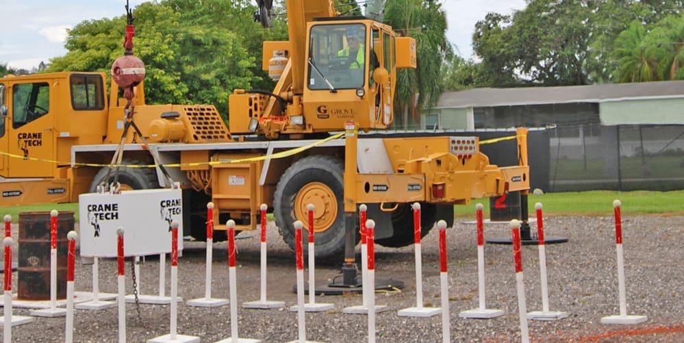 Crane Training School - NCCCO Crane Training - Crane Tech