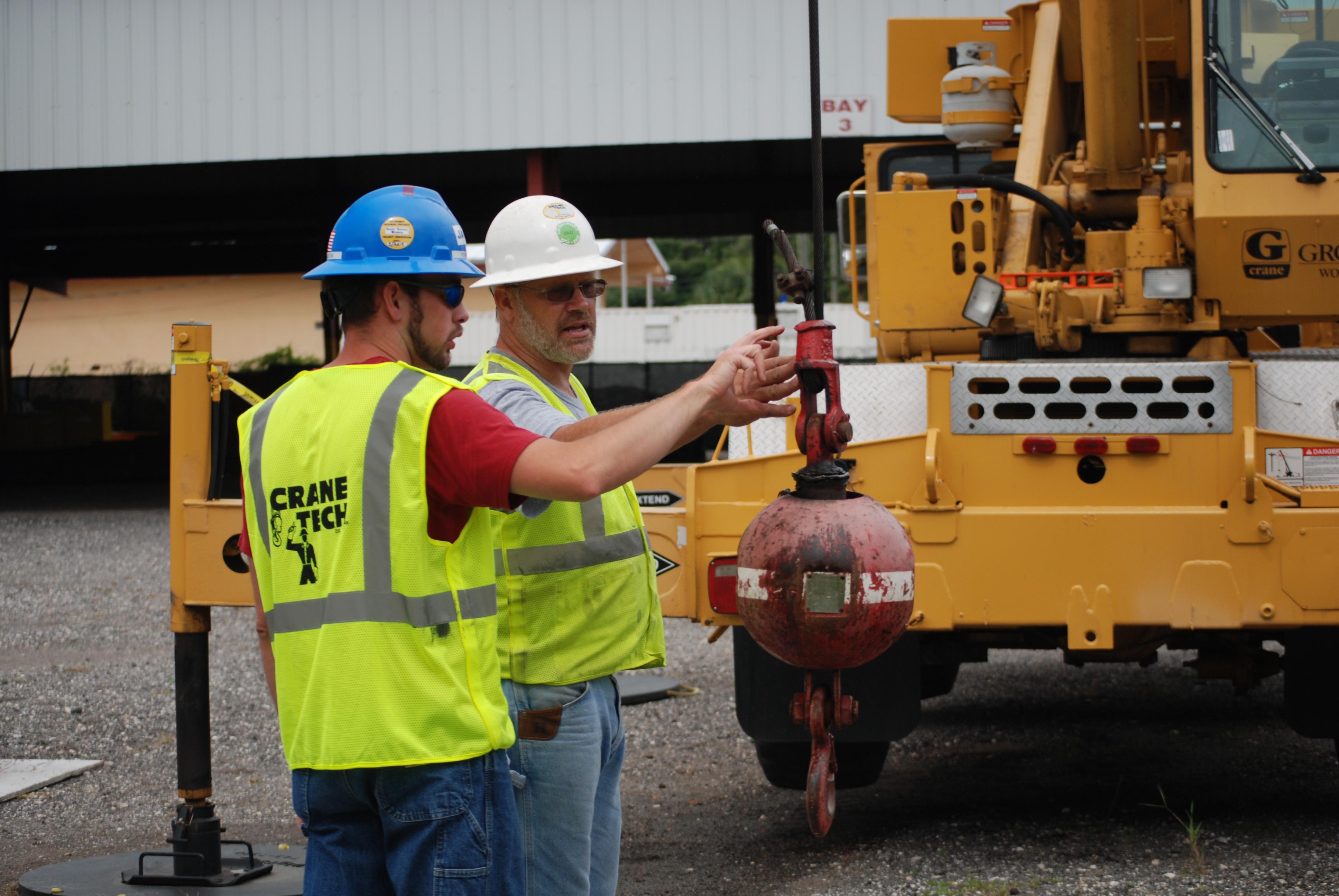 3 Week Professional Crane Operator Program - Crane Tech